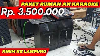review paket karaoke kirim ke Lampung harga terjangkau