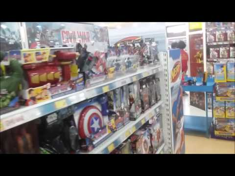 Toy Hunting In Shanghai China - Choice Toy, Toys R Us, Hot Toys