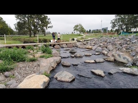 Fish Passage Restoration project in South East Queensland