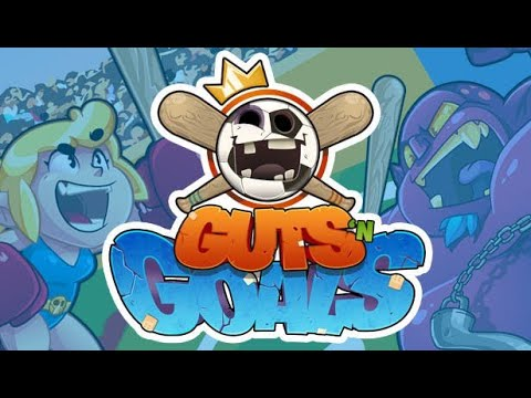 Guts 'N Goals 2-Player Co-op Gameplay No Commentary |