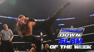 8-Man Tag Chaos: WWE SmackDown Slam of the Week 3/26