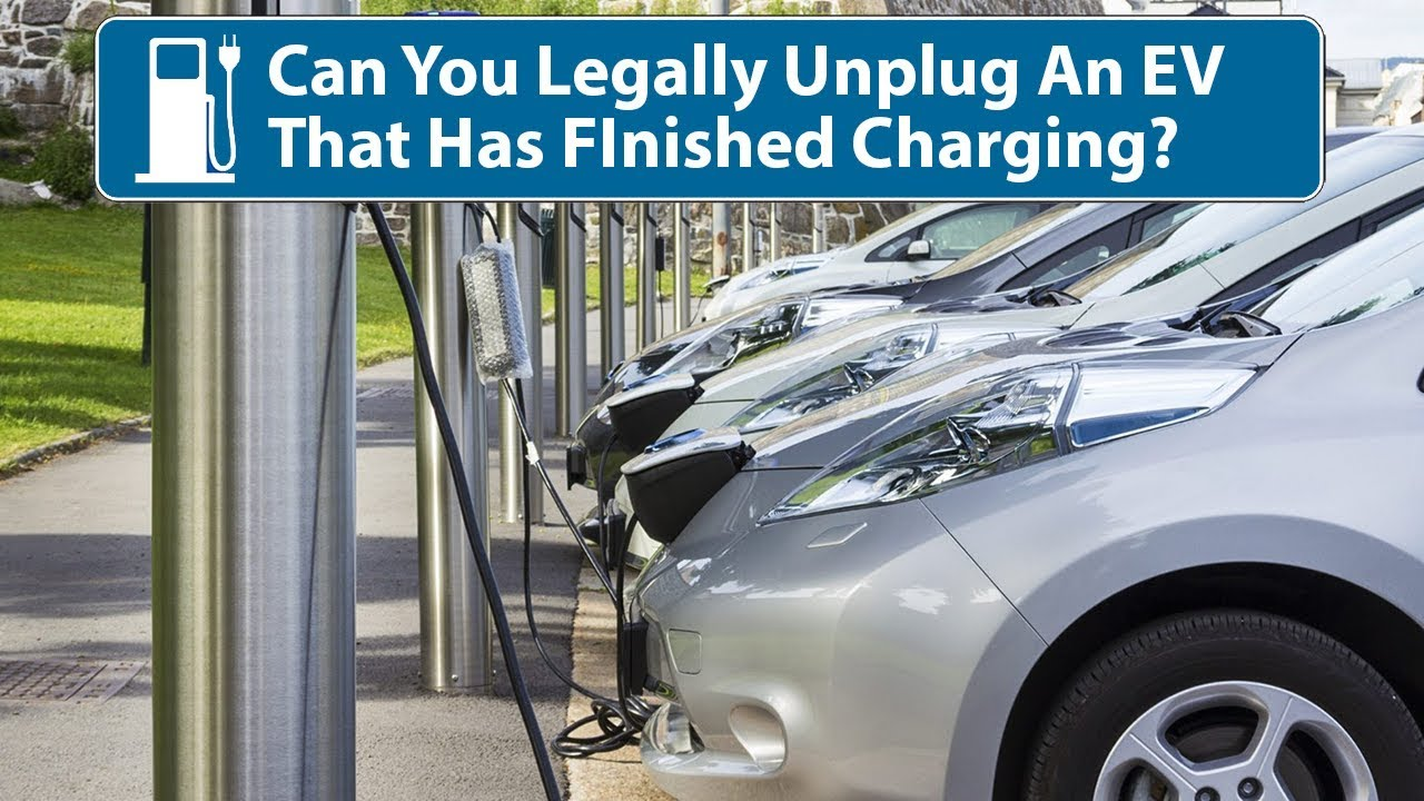 Can I Unplug Another Car To Charge My Electric Car? - YouTube