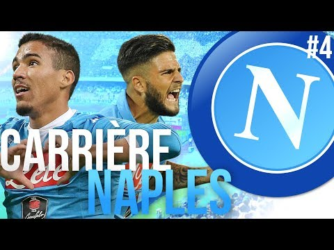 FIFA 18 - CARRIÈRE MANAGER - LE SAMEDI C'EST NAPOLI #4