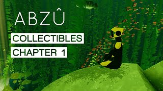 abzu all collectibles chapter 1