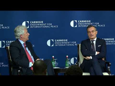 The Transatlantic Partnership in Peril