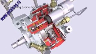 Animation Siemens VDO COMMON RAIL