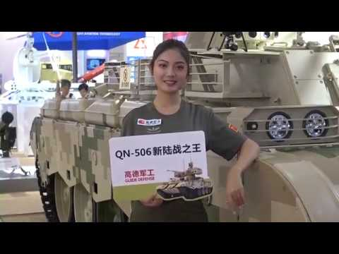 Top 10 Military Armored And Combat Vehicles Innovations At AirShow China 2018 Zhuhai
