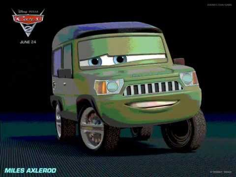 Pictures of Cars 2