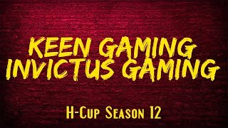 KG vs iG | Grand Finals | H-Cup Season 12  #HCup #NyundaTV #Dota2