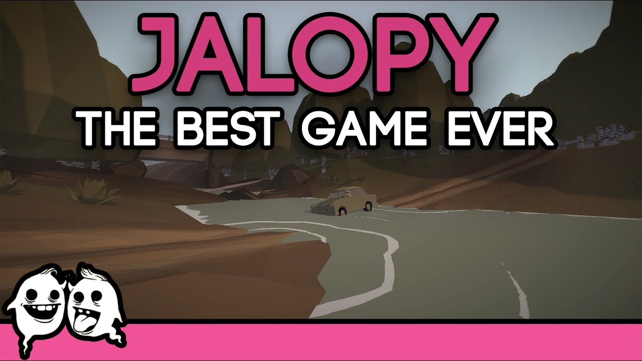 jalopy game how to get the crobar