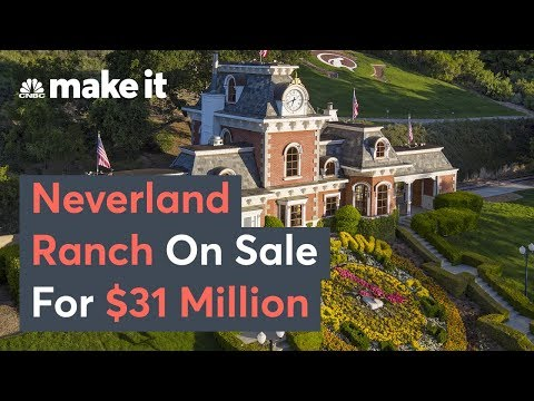 Michael Jackson's Neverland Ranch On Sale For Discounted $31 Million Mp3