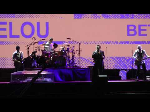 U2 - Mysterious Ways (Philadelphia,Pa) 6.18.17