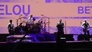 U2 - Mysterious Ways (live) Lincoln Financial Field Philadelphia,Pa...
