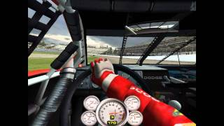 NASCAR SimRacing Demo