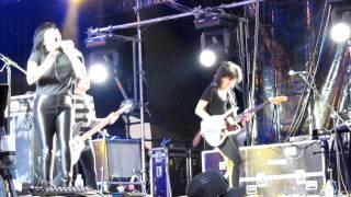 CSS - 03 - Music Is My Hot Hot Sex (live RED ROCKS TOUR Samara 2012)
