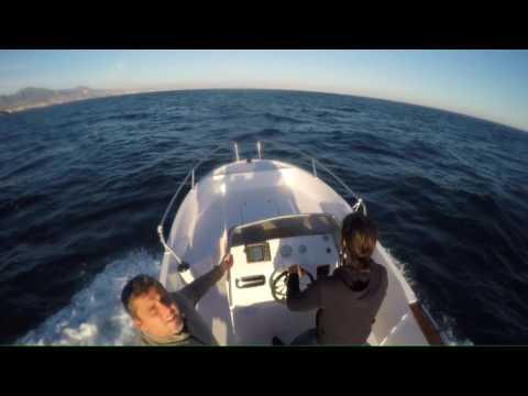 Embarcación Astec fiber 540 open