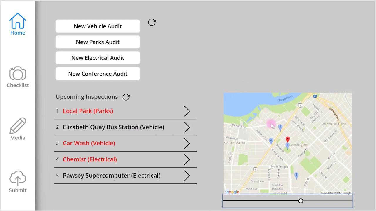 A PowerApps solution for audit scenarios - Power Platform