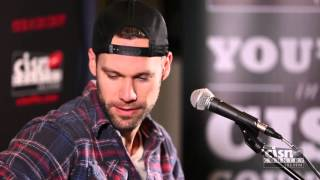 Chad Brownlee - I Hate You For It (LIVE at CISN Country)