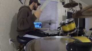 I Surrender All (Ascend the Hill) Drum Cover (Acoustic Version)