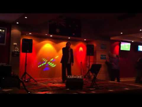 Jeff Jones Australia's karaoke finalist