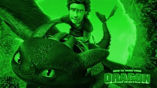 Rise of the Brave Tangled Dragons - Hiccup Haddock