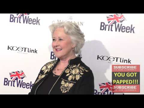 Jane Carr at the BritWeek's 10th Anniversary   Performance Of Murder, Lust And Madness at Wallis Ann