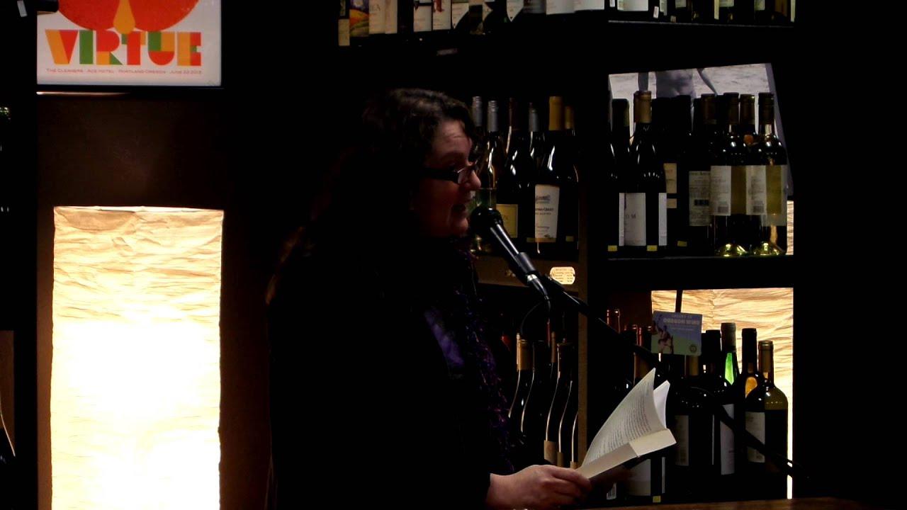 Author Ripley Patton Speaks at Hillsboro Bards & Brews