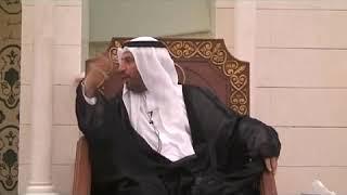 السيد مصطفى الزلزلة - مالك بن أنس يناظر المنصور الدوانيقي حول زيارة النبي محمد ص