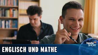 Telefonjoker in der Schulprüfung: Oettinger und Lauterbach helfen Lutz und Fabian