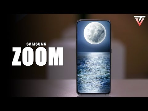 Samsung's Answer To Huawei's 50x ZOOM