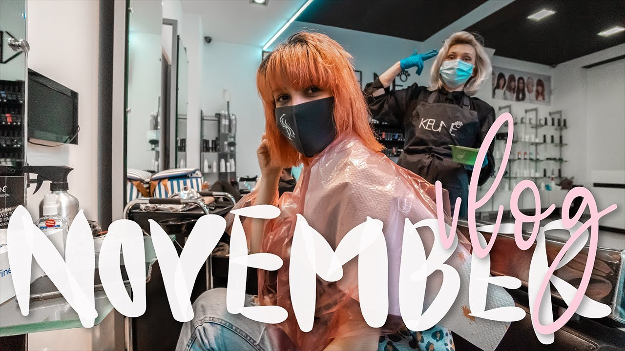 NOVEMBER VLOG: Schimbare radicala de look si cel mai ciudat muzeu din Bucuresti!