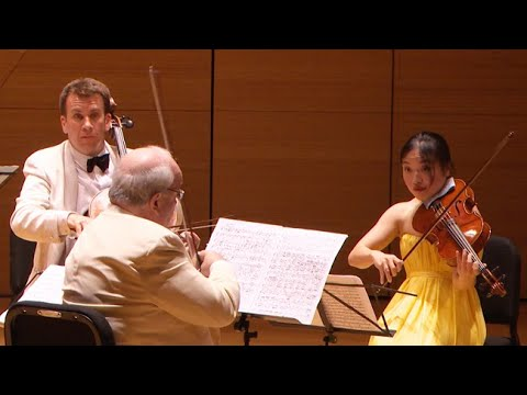 Dvořák's Quintet in G Major - La Jolla Music Society's SummerFest 2017