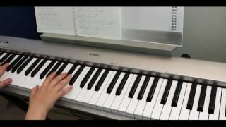 静かの海 (再)/ plastic Tree Cover【ピアノ弾き語り】