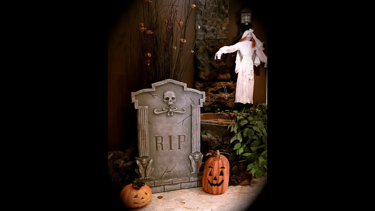 Ideas Para Decorar Mi Casa Halloween House Deco / Decoremos La Casa Para Halloween
