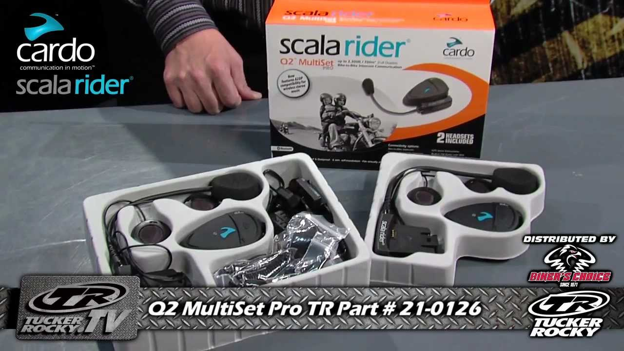 scala rider q2 pro multiset communication system at youtube. Black Bedroom Furniture Sets. Home Design Ideas