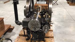 6 HP Faribault and 3 HP Backus gas engines