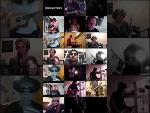 [bandhub] John Lennon - Imagine (playing for change)