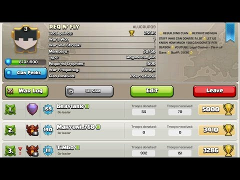 REBUILDING CLAN IN 3 HOURS - From 9 To 33 STAFF!! HOW?? - Clash Of Clans