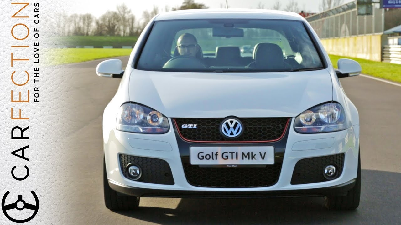 vw golf gti mk5 mk6 which was the greatest generation part 5 5 carfection youtube
