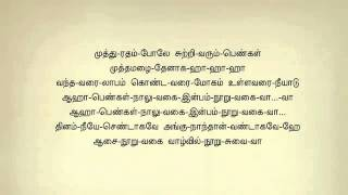 Aasai Nooru Vagai #275 Tamil Karaoke Tamil Lyrics by Dharshan   YouTube