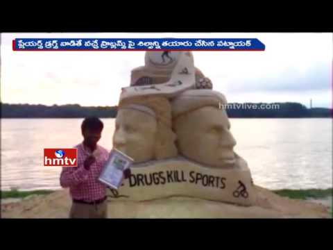 Indian Sudarsan Pattnaik Wins Gold in People's Choice Prize at World Championship Festival | HMTV