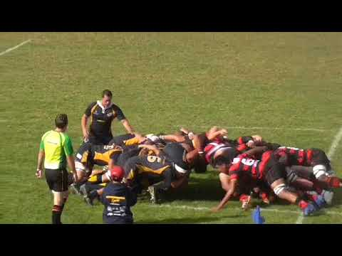 2018 Waikato Club Premier A Week 5: Otorohanga Sports vs Hamilton Old Boys