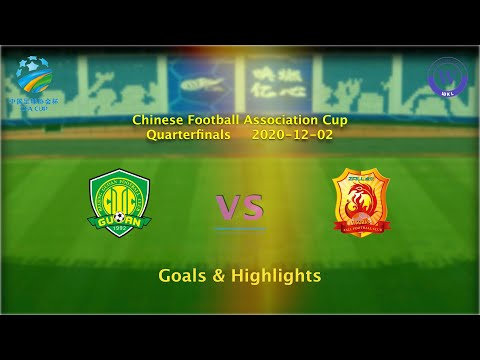 Beijing Guoan Wuhan Zall Goals And Highlights