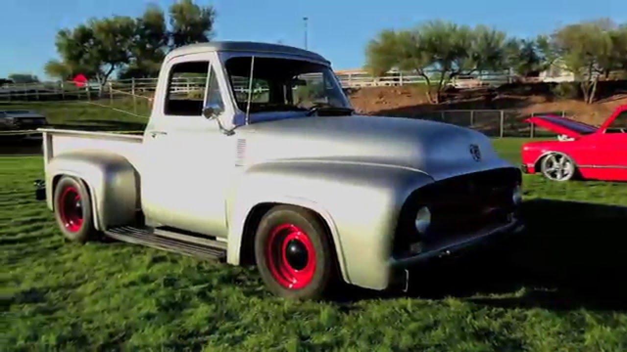 Lmc Truck 1955 Ford F 100 Zane Z Youtube