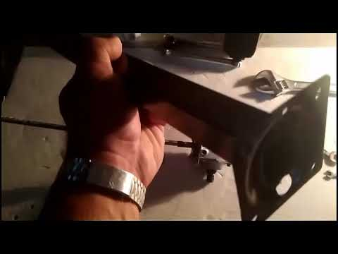 A DIY  Pedal Powered Drive System Using Gears Of An Angle Grinder For Boats, Canoes, Kayaks Etc.