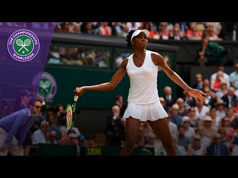 Venus Williams beats Konta to return to the Wimbledon final