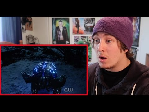 """The Flash 3x19 REACTION!!! """"The Once and Future Flash"""""""