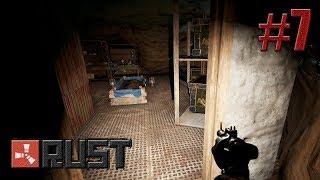 МЕНЯ ОГРАБИЛИ, ПОДГОТОВКА К ВОЙНЕ С СОСЕДЯМИ-  -Rust#7