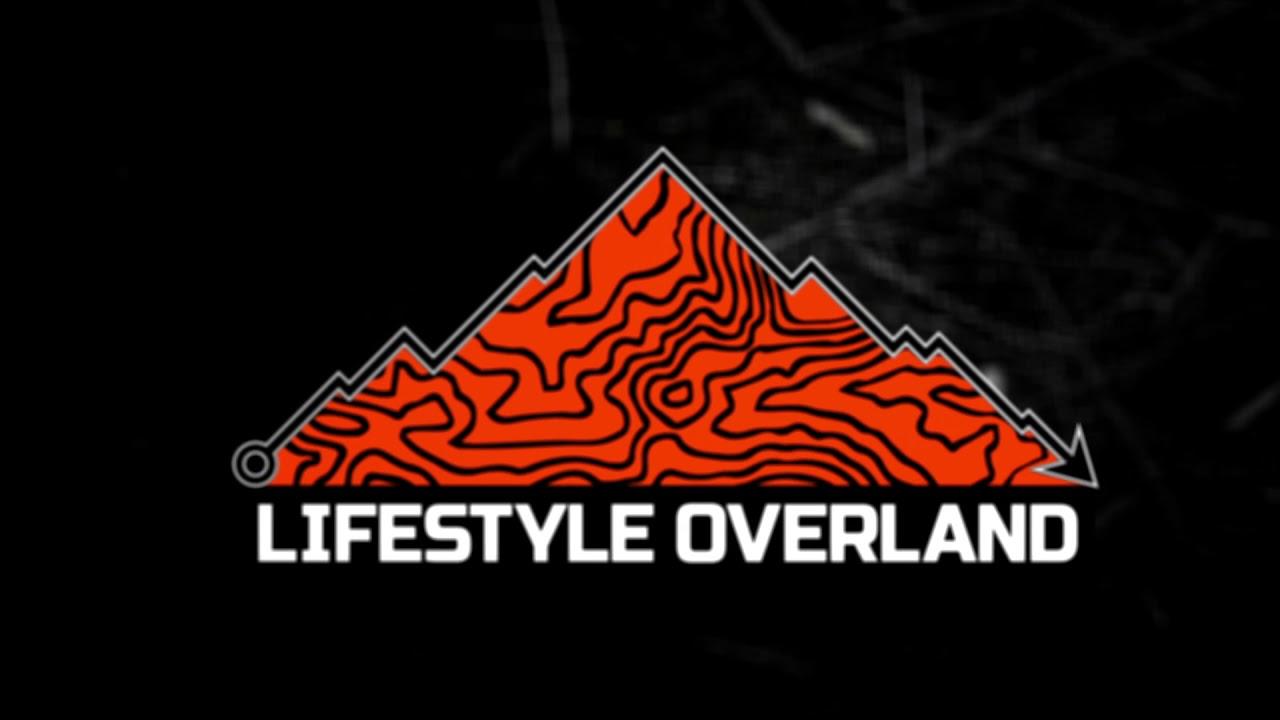 Lifestyle Overland 2017 Logo Stinger