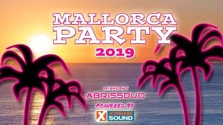 Mallorca Party 2019  Sommer Hit Mix  1h Schlager  Urlaub Insel Musik  Mix mixed by Abrissduo